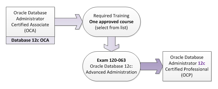 Oracle One-Test Catch-Up Certification Opportunities for OCA and OCP ...