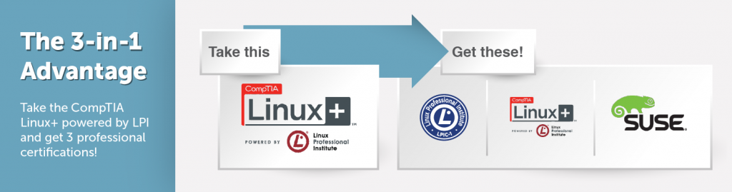 CompTIA Linux+, SUSE, and LPIC-1: Three certifications for the price ...